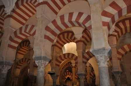 Mezquita de Cordoue, Andalousie